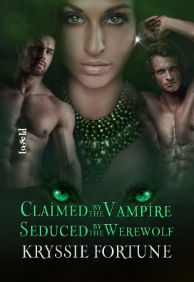 Claimed by the Vampire, Seduced by the Werewolf-KF cover.jpg