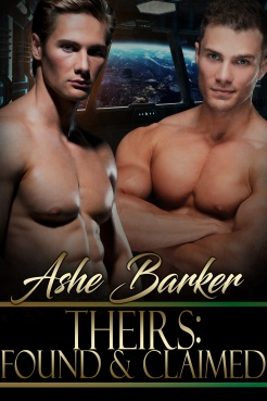 Theirs - Found and Claimed-AB cover.jpg